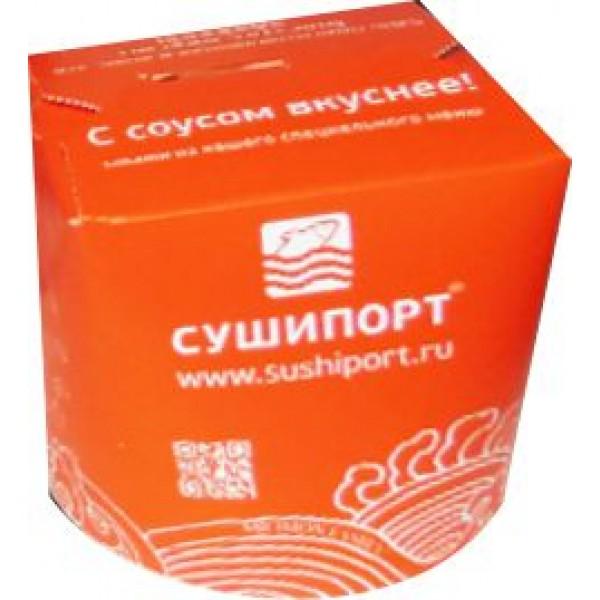 Одноразовые пластиковые пищевые контейнеры с крышкой