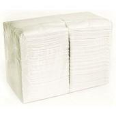 """Салфетки бумажные 400 листов """"БигПак"""" белые 24х24"""