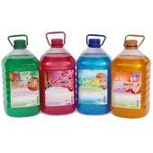 Мыло жидкое 5 л (различные ароматы)