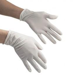 Латексные перчатки 100 шт