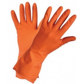 Перчатки хоз. резиновые (различные размеры) 1 упаковка