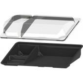 Контейнер-витрина для суши и роллов КД-009 (1 порция)