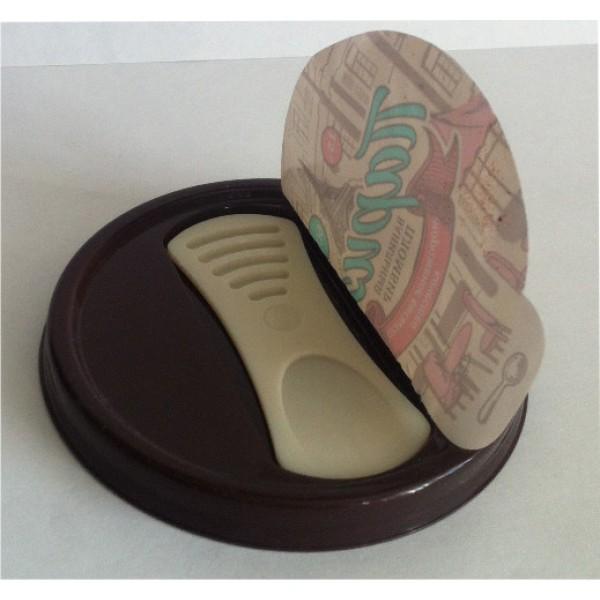 Упаковка для картофеля фри Fupeco, картонная коробка для
