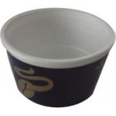 Стаканчик для мороженого (ВПС) с Вашим логотипом 140мл