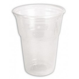 Стакан одноразовый пластиковый 500мл Инт  Э