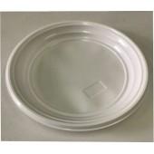 Тарелка одноразовая 205 мм полипропилен Инт