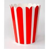 Стакан для попкорна бумажный 1000мл с рис.