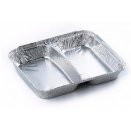 Форма алюминиевая касалетка М2L с крышкой 840мл