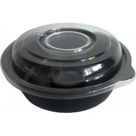 Салатник КД-110-С с крышкой 450мл и соусником 80мл