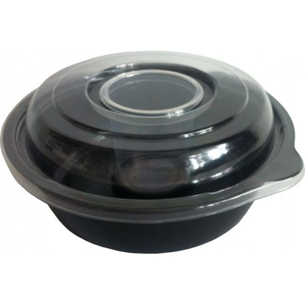 опт Салатник КД-110-С с крышкой 450мл и соусником 80мл
