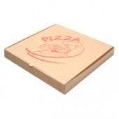 Коробка для пиццы 40х40  D белая/ цветная