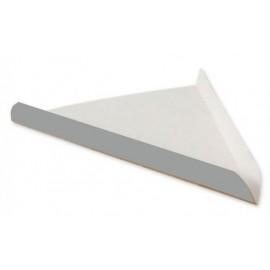 Подложка - треугольник уголок для куска пиццы