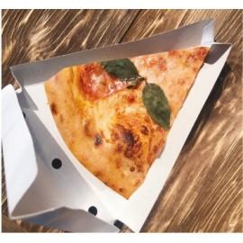 Треугольник для куска пиццы с крышкой