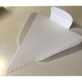 Подложка - треугольник уголок для куска пиццы КшР