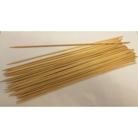 Палочки бамбуковые (стеки шпажки шампурики) 25 см