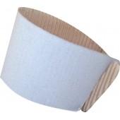 Капхолдер манжета для стакана 250-350 мл гофро с Вашим логотипом