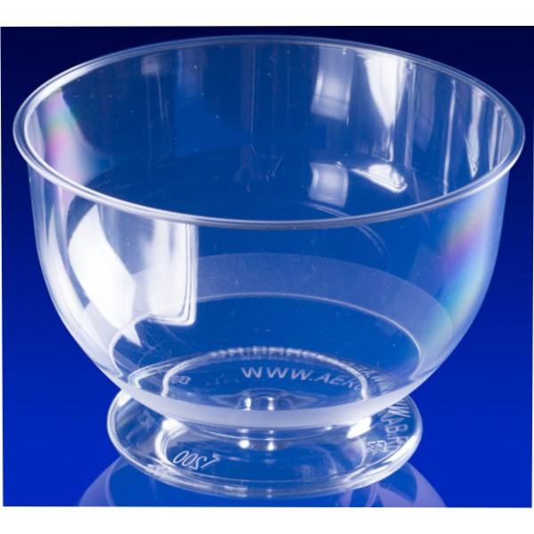 Креманка круглая 200 мл Кристалл