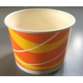 Стаканчик для мороженого бумажный 250 мл