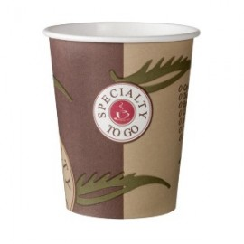 "Стакан бумажный 250мл ""Coffee to go"""