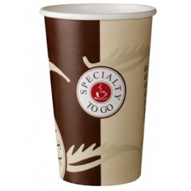 "Стакан бумажный 300мл ""Coffee to go"""