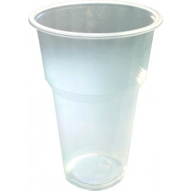 Стакан одноразовый 500 мл пластиковый